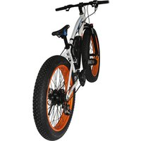 EcoRider E6-5 48v 26inch 2 wheel Electric bicycle Big Fat Tire Snow E bike Off Road Bicycle ( Sample Free Postage)