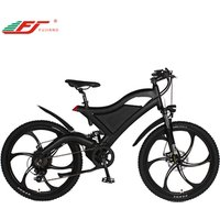 Powerful cheap electric mountain bike 36V lithium battery ebike 250W electric bicycle with EN15194