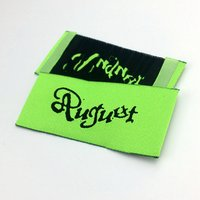 silk clothing labels washing care label woven satin label for baby clothes with your own logo