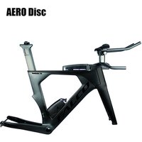 2020 Falco Aero flat mount disc brake TT Time trial carbon bicycle frame Hidden cables.Providing  Customized paint service TT915