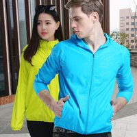 Outdoor Sun Protection Coat For Men And Women Spring And Summer Light Thin Breathable Sunscreen Windproof Waterproof Jacket