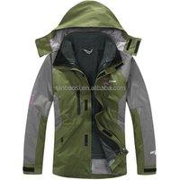OEM Snow Jacket Mens Waterproof Winter jacket Hood Replacement Outdoor Ski Jacket for Men
