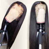 Buy Wholesale Qingdao Hair 10A Full Lace Wig 100% Human Hair Straight Wig