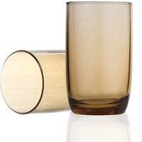 345ml personalized custom travel bathroom set drink water bottle tumbler cups