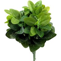 High quality decorative artificial plants 5 branches artificial plant bonsai plastic greenery