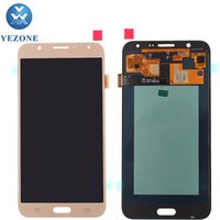 Shenzhen Factory Mobile LCD Screens Wholesale Price LCD Touch Screen Display For Samsung J7 2016 J710 LCD