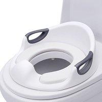 Soft and comfortable sponge Kids children baby toilet seat home travel bathroom accessories set  toilet seat