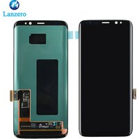 Mobile Phone Spare Parts LCD replacement for Samsung Galaxy S8 LCD Touch Screen