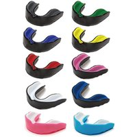 manufacturer custom print logo sports boxing rugby mouthpiece mouth guard wholesale