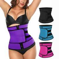 Cheapest Shapewear Shaper Sweat Belt Trimmer Cincher Corset Sexy Waist Trainer Corset Shapers