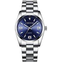 CHENXI Women Watches 003 A Fashion Elegant Women Dress Bracelet High Quality Stainless Steel Wristwatches Couple Watch Gifts
