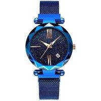 2019 hot sales factory price Woman Fashion Luxury Wrist Watches for Women Business Dress Casual Waterproof Quartz Watch
