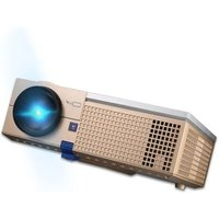 Multimedia 5000 Lumens Data Projector With Bluetooth Wifi From China