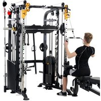 'Multi-functional Gym Equipment Crossover Cable Smith Machine