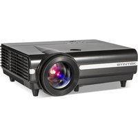 BT96Plus Android Wifi Smart Video LED Projector  For Home Theater  Support 4K Online Video