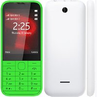 used feature phone English/Russian/Arabic Keyboard GSM 900/1800 for nokia 225 215 206 mobile phone