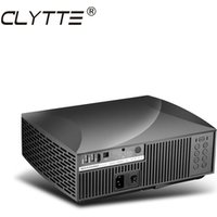 Clytte F30UP Projector Mini 2G 16G Portable 4K3D Home Theater HD portable projector