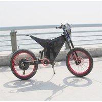 Hot selling stealth electr bike 3000w ebike frame bomber