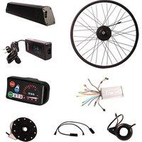 20 26 28 inch 700c 29 wheel front - rear drive hub motor europe 250w N/A 500w 750w 1000w diy electric bicycle conversion  kit