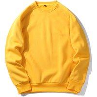 oem custom logo street style mens top crewneck sweatshirt manufacturer sports blank fitness men blank crop pullover hoodies