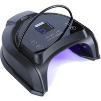 Why 122 Peru Nail beauty ues UV LED gel nail polish dryer uv led lamp 64w