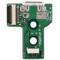 'Replacement Jds-030 V 4.0 Voor Usb Charging Port Socket Board For Playstation 4 Ps4 Game Controller