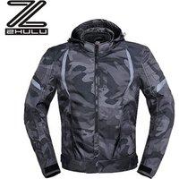 China OEM service Mens motorcycle jacket waterproof camouflage jacket