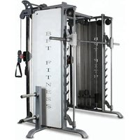 'Best Selling Fitness Equipment Multi Functional Trainer/multifunction Smith Machine & Cable Crossover