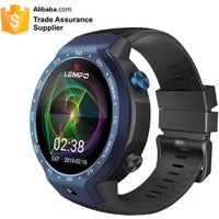 2019 LEMFO LEM9 4G LTE Smart Watch Phone Android 7.1.1 Dual Systems 16GB+1GB 5MP Front Camera standby 5 days Smartwatch GPS WIfi