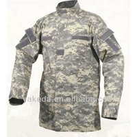 YAKEDA army suit sets army suit sets tactical clothing military ACU uniform
