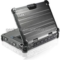 Getac X500 15.6 inch rugged laptop Notebook Intel Core I7 500GB laptop computer with win8 system