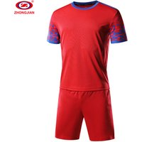 sublimated print jersey football suit compressed shirt shorts tracksuit soccer uniform clothes