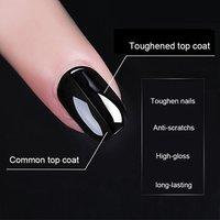 ICE MA Super Shiny No Wipe Top Coat 30 Days Perfect Wear Anti-yellowing Top UV Gel Nail Polish