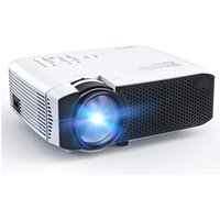 [multimedia smart tv] digital proyector 1080P full hd video TV box beamer led portable lcd mini home theater projector