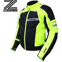 Factory price Motorcycle riding jacket reflective breathable motorbike pants
