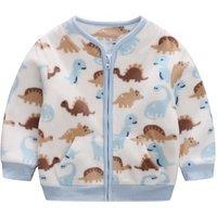 Wholesale Polar Fleece Baby Infant Various Design Coat Jacket Baby Polar Fleece Clothing Toddler Shirt  for Autumn and Winter