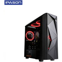 Ipason 2018 8Th Generation I5 I7 Gaming Pc Desktop Computer With 27 Inch Monitor