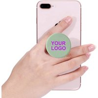 Wholesale Free Custom Pops cell phone grip socket stand