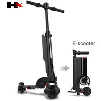 Cheap price professional foldable electric two wheel e-bike scooter for adult