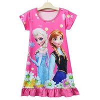 Children Girls Pajamas comfortable Night Gown kid pajamas set