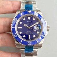 New luxury stainless steel watch auto movement mechanical custom wristwatch