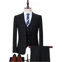 2019 Fashion Coat Pant Men Suit Business Slim Suit For Men Business Casual Formal Wedding  Men Suit