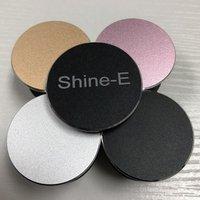 Top Seller Good Quality  Custom Logo Private Label  Aluminium Metallic Round Holder  Pops  Expanding Socket Celular Phone Grip