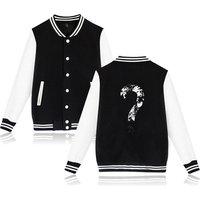 Oem Odm Service Custom Long Sleeve Unisex Baseball Jacket Women Plain Varsity Jacket Wholesale