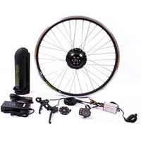 Hot sale Greenpedel 26inch wheel 36V 250W hub motor electric bike kit with battery