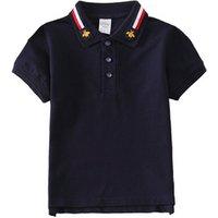 bulk wholesale kids clothing 100% cotton baby polo t shirt