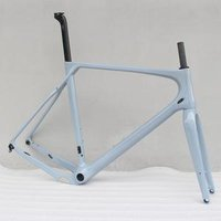 Carbon Gravel Bike Frameset Full Carbon Bicycle Frame Road Bike 142x12mm disc brake Cyclocross Gravel Carbon Bicycle Frame