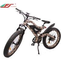 cheap retro smart downhill 48v 750w beach cruiser mountain fat tire electric bike e bicycle from china manufacturer