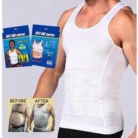 Slim Abdomen Tummy Waist Girdle Cincher Underwear Men Corset man shape shapewear slim