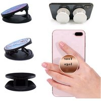 Factory wholesale foldable popping up grip socket grip lazy car dash pad mobile phone stand packing mount holder